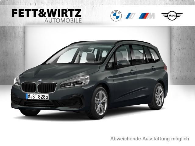 BMW 220 Gran Tourer xDrive Adv. Aut. Navi+ HUD DA+, Jahr 2019, Diesel