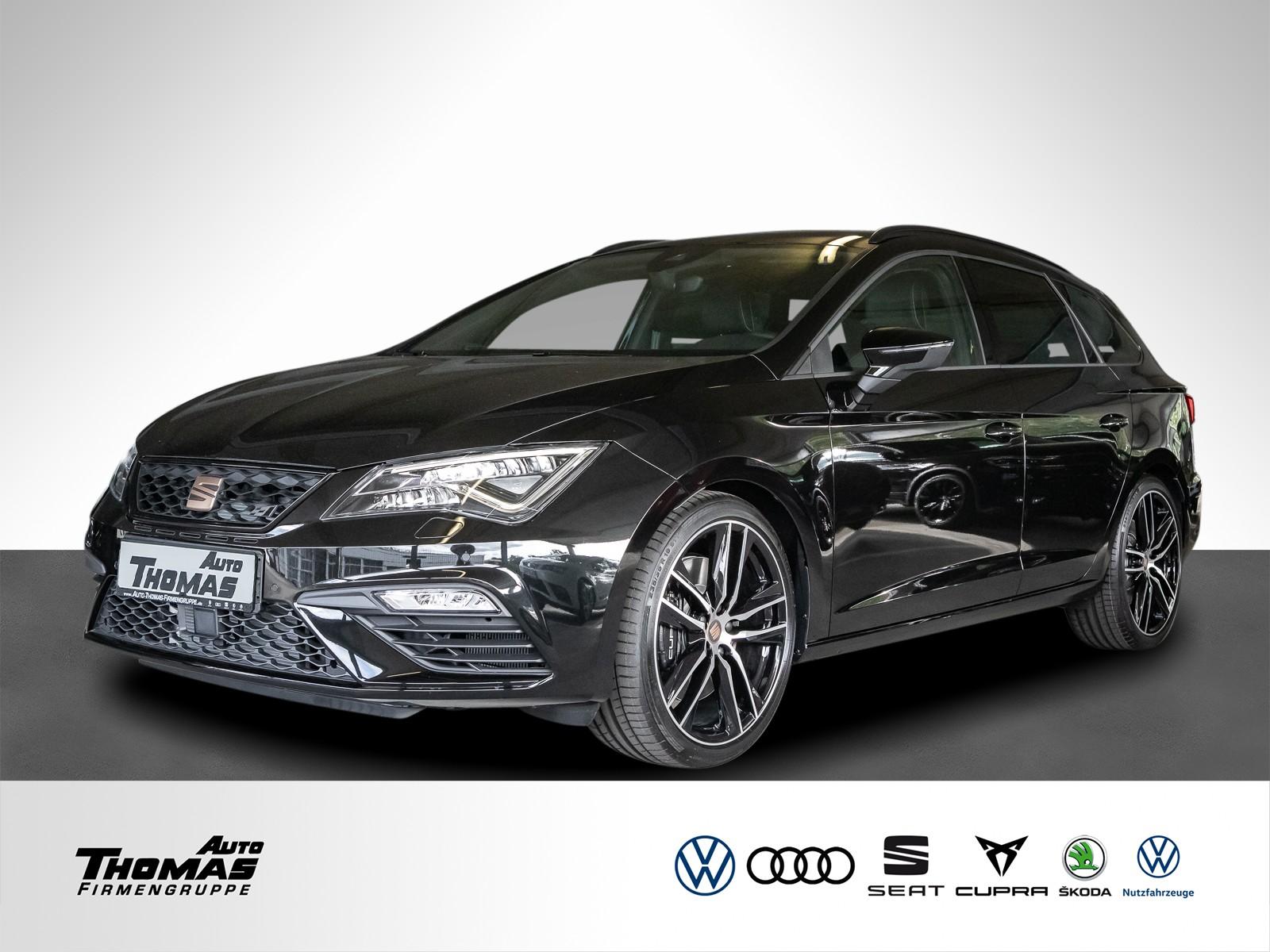 Seat Leon Sportstourer Cupra 2.0 TSI DSG 4Drive KESSY+KAMERA, Jahr 2020, Benzin