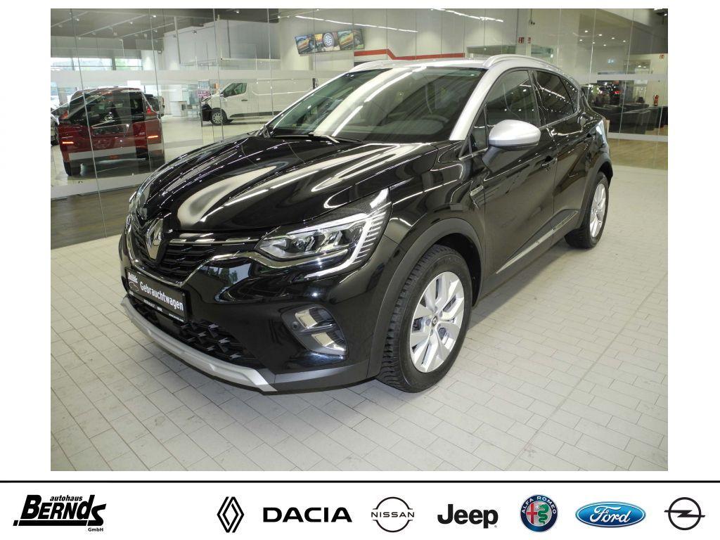 Renault Captur BLUE dCi115 INTENS EASY-LINK PDC GJR BC, Jahr 2020, Diesel