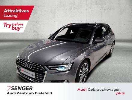Audi A6 Avant Sport 45 TFSI AHK Memory Matrix LED B&O, Jahr 2019, Benzin