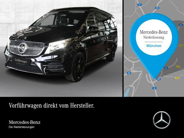 Mercedes-Benz Marco Polo 300 d 4MATIC HORIZON AMG 360°, Jahr 2020, Diesel