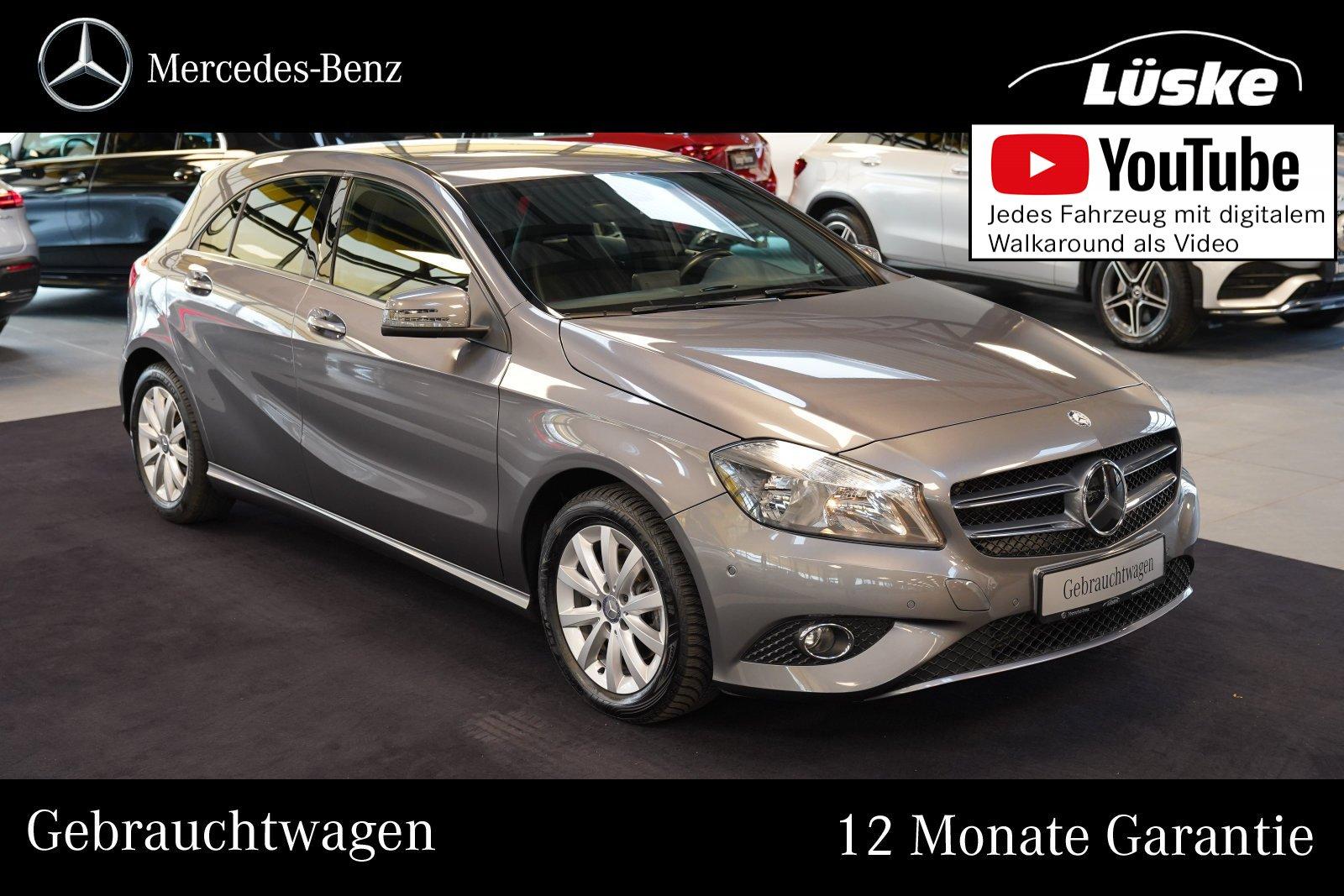 Mercedes-Benz A 180 Style Navigationssystem Komfort Sitzheizun, Jahr 2014, Benzin