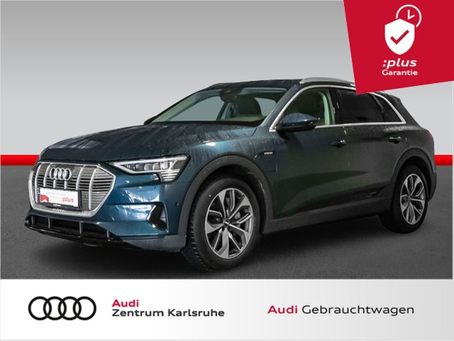 Audi e-tron 50 quattro UPE 80478,-, Jahr 2020, Elektro