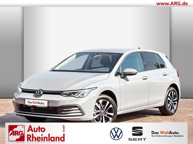 Volkswagen Golf VIII United Life 1.0 TSI OPF ACC/LED/Lenkr.beheizt/Navi/PDC, Jahr 2020, Benzin