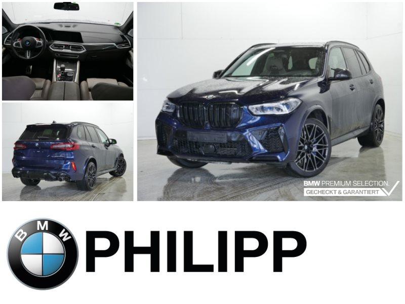 BMW X5 M Night V.Laser TV Ak.Sitzbelüf.Sky Massage, Jahr 2020, Benzin