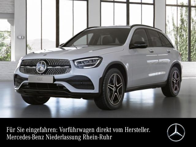 Mercedes-Benz GLC 200 4M AMG+Night+AHK+LED+Kamera+Spur+Totw+9G, Jahr 2021, Benzin