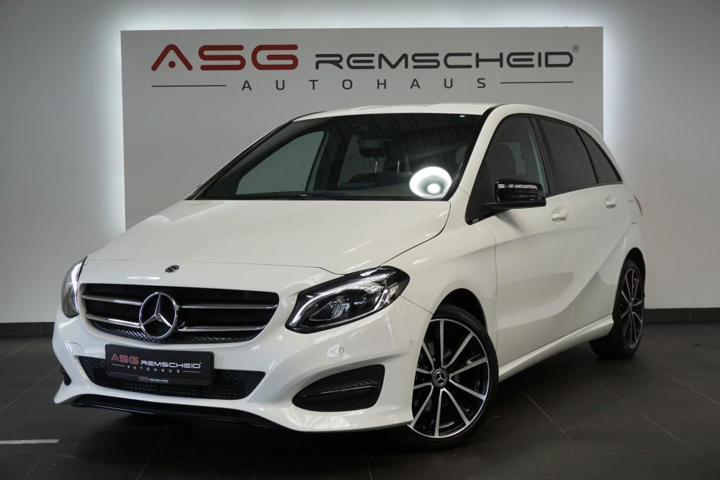 Mercedes-Benz B 200 *Navi *2HD *Keyless *LED*Navi*, Jahr 2018, Benzin