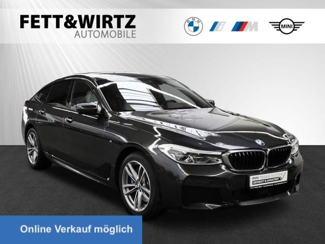 BMW 640 Gran Turismo GT M-Sport HUD LED ACC Sitzbel. Massage AHK, Jahr 2018, Benzin