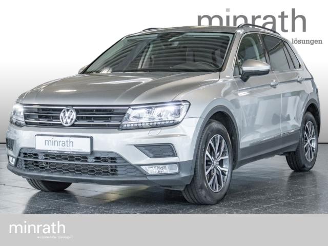 Volkswagen Tiguan Comfortline 2.0 TDI LED Navi Fernlichtass. PDCv+h, Jahr 2016, Diesel