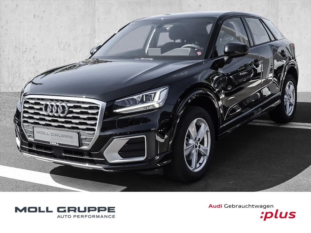 Audi Q2 30 TDI S tronic sport NAVI DAB ALU LED Distro, Jahr 2020, Diesel