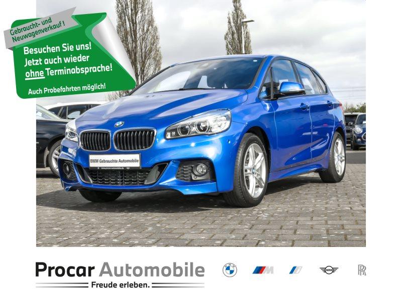 BMW 220d Active Tourer M Sport Navi LED AHK Panorama, Jahr 2018, Diesel