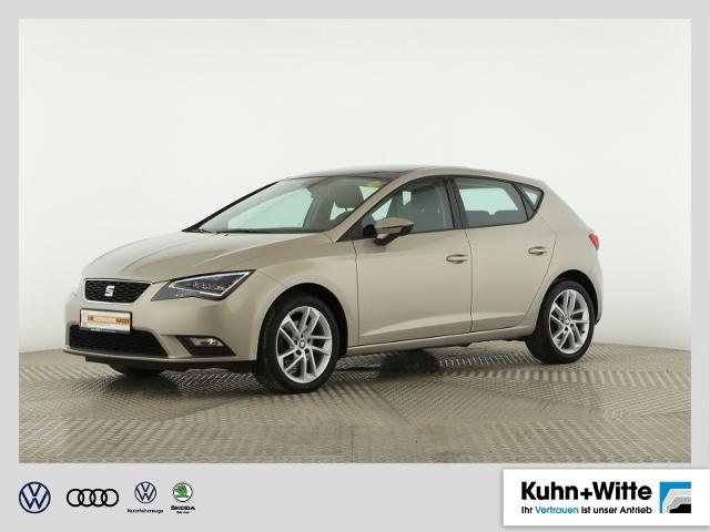 Seat Leon 1.4 TSI Style *Navi*Schiebedach*LED*Sitzhei, Jahr 2014, Benzin