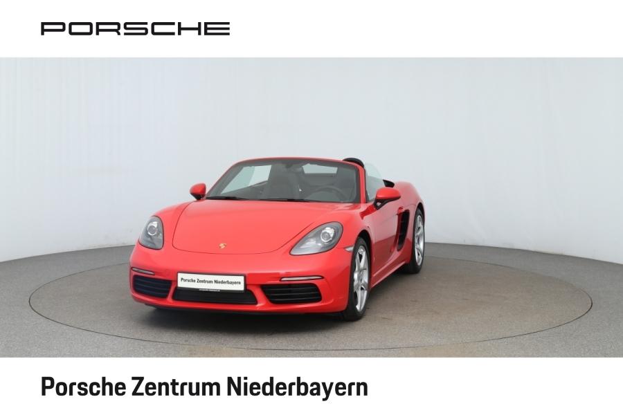 Porsche Boxster (718) | 1. Hand |, Jahr 2019, Benzin