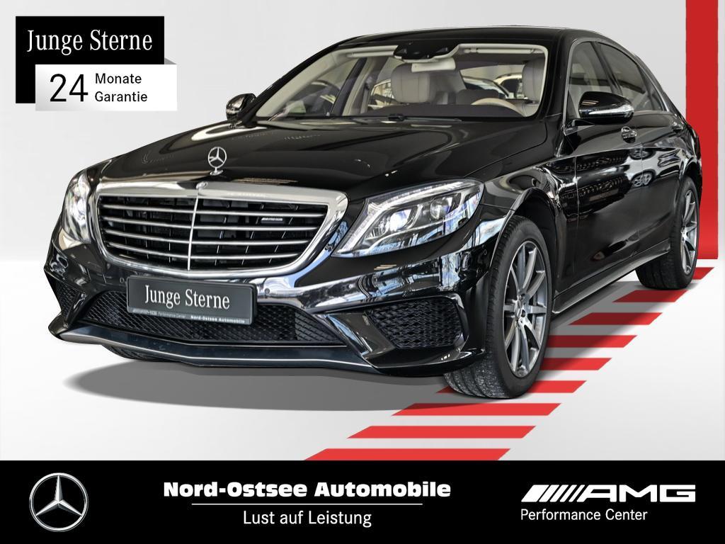 Mercedes-Benz S 63 AMG 4M Comand Chauffeur+Kamera+LED+Memory, Jahr 2014, Benzin