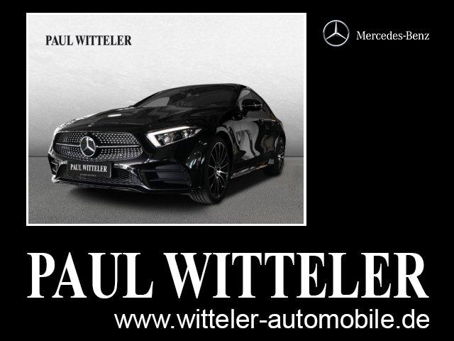 Mercedes-Benz CLS 220 d AMG/Night/360°/Multibeam/Burmester, Jahr 2021, Diesel
