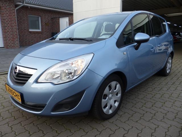 Opel Meriva 1.4 T EDITION +PDCv+h+SHZ +LENKH+ALLWETTER+, Jahr 2013, Benzin