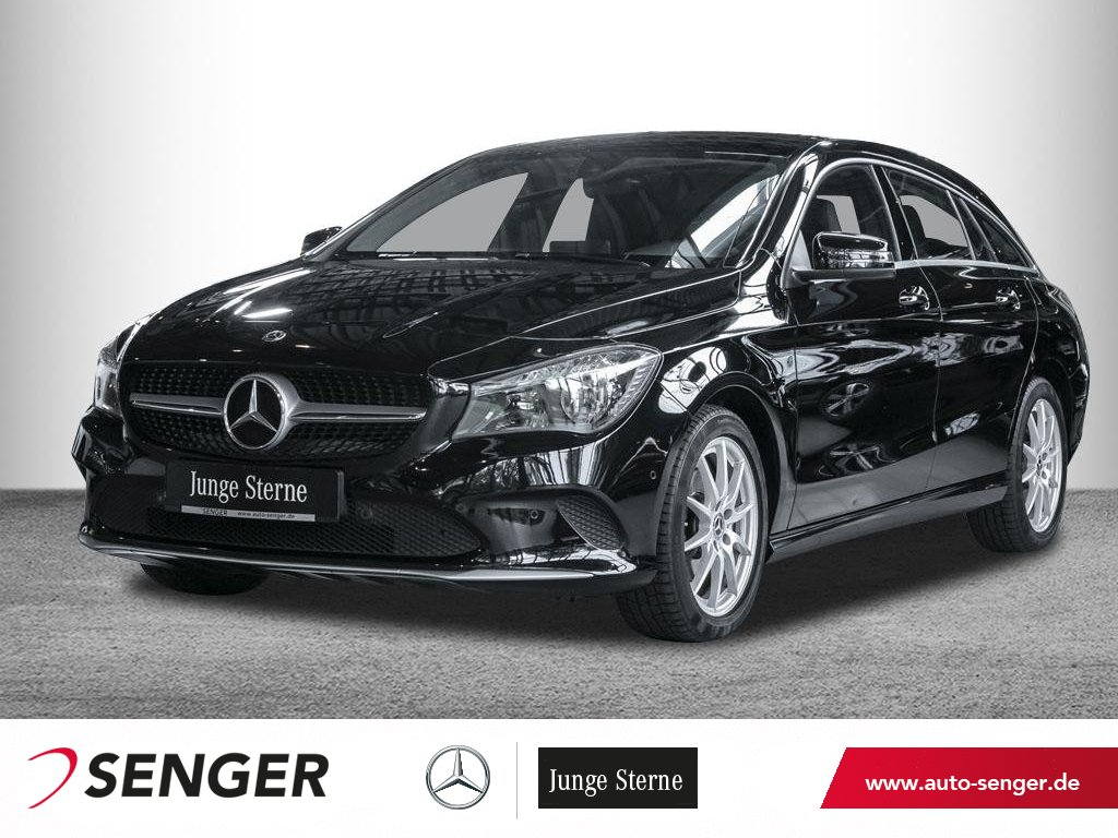 Mercedes-Benz CLA 200 d SB*Navi*7G-DCT*Klima*Tempomat*, Jahr 2018, Diesel