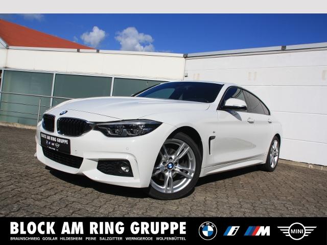 BMW 420d Gran Coupé M Sport LHZ PDC ALED Navi HUD, Jahr 2018, Diesel