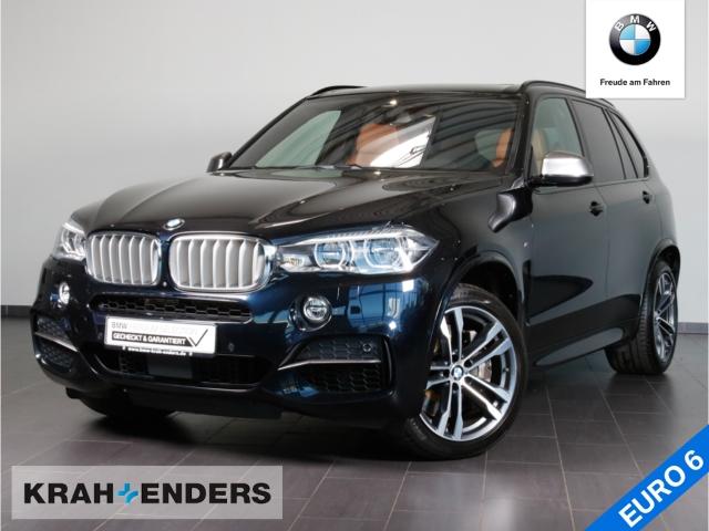 BMW X5 M50 d ACC HUD LED HarmanKardon Rückfahrkam., Jahr 2017, Diesel
