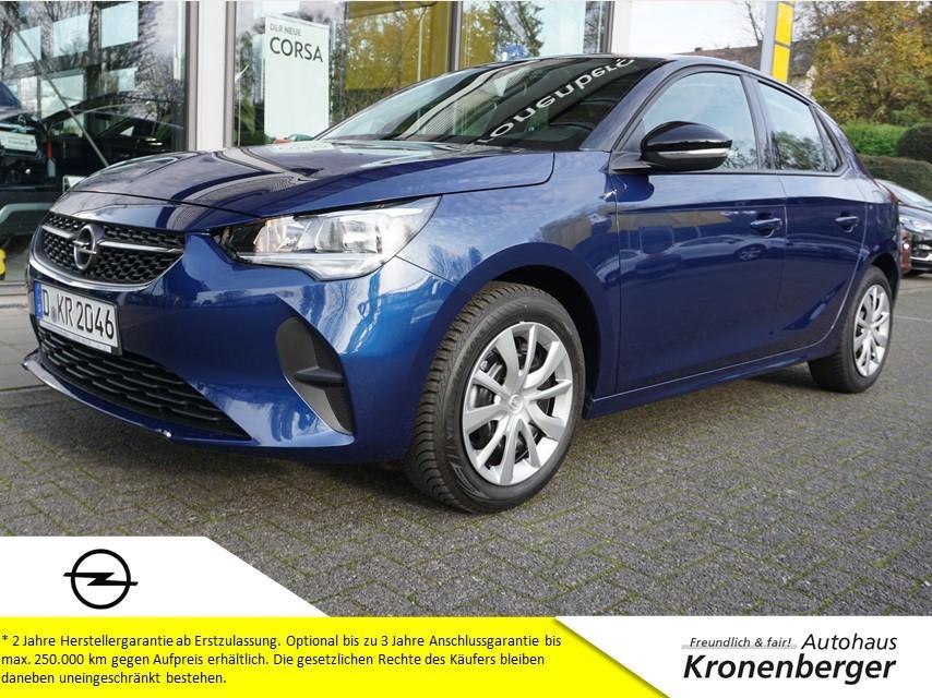 Opel Corsa F 1.2 Edition DAB+ AppleCarPlay, Jahr 2020, Benzin