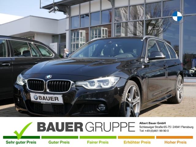 BMW 335 d xDrive Touring M Sport LED HUD AHK Panorama Leder Surround-View, Jahr 2017, Diesel