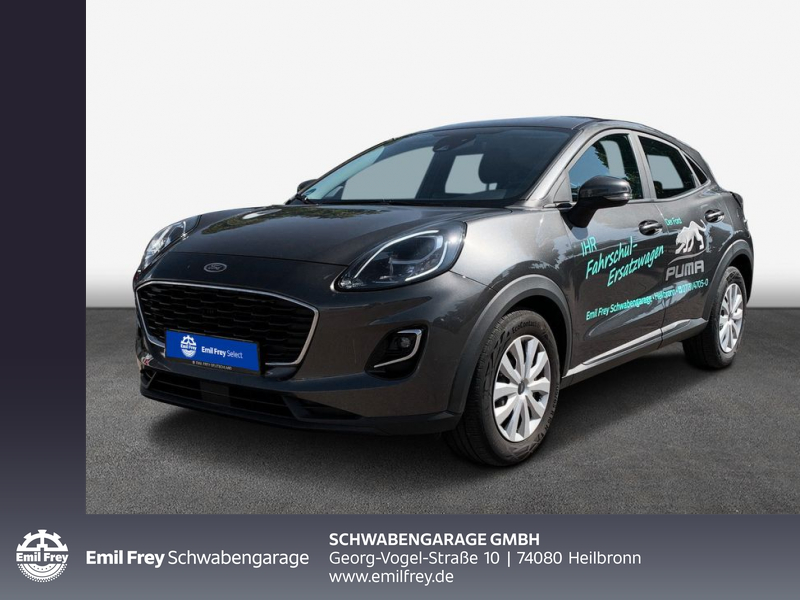 Ford Puma 1.0 EcoBoost COOL & CONNECT, Jahr 2021, Benzin