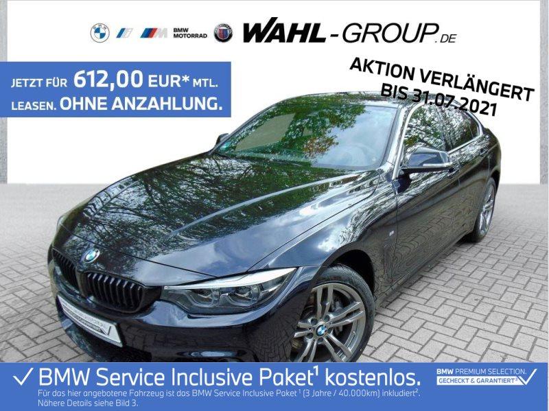 BMW 435d xDrive Gran Coupé M Sportpaket Leder Navi Prof., Jahr 2020, Diesel