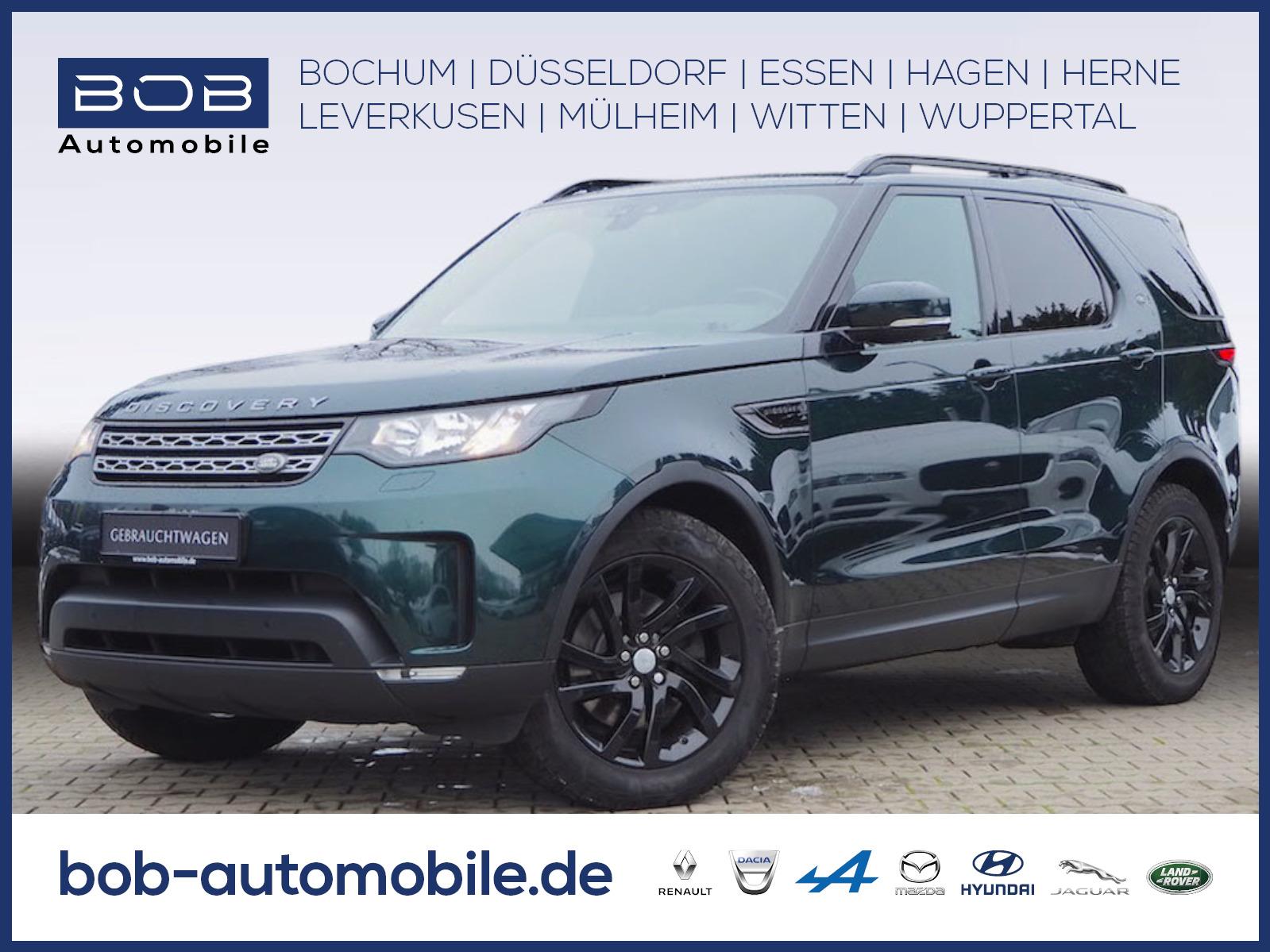Land Rover Discovery V SD4 S Standhzg AT-Reifen Navi, Jahr 2018, Diesel