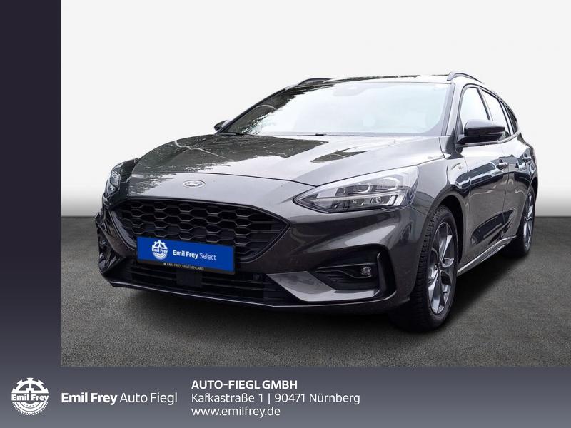 Ford Focus Turnier 1.5 EcoBlue Start-Stopp-System ST-LINE, Jahr 2020, Diesel