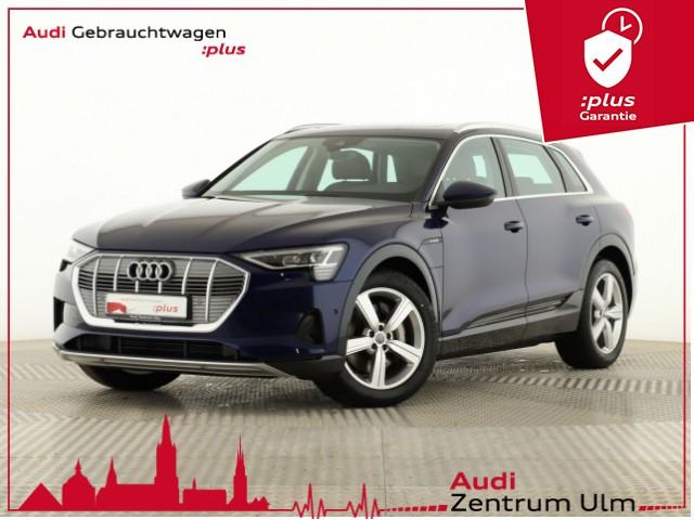 Audi e-tron advanced 50 quattro MATRIX PANO R-KAM, Jahr 2020, Elektro