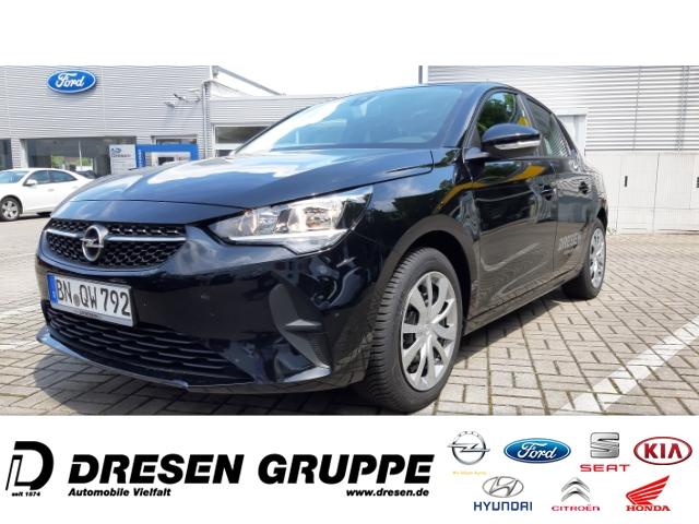 Opel Corsa F Edition 1.2 Turbo KLIMA/RADIO BT/BC/ALLWETTER/PDC, Jahr 2021, Benzin