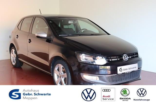 Volkswagen Polo 1.2 TDI Black Edition AHK+KLIMA, Jahr 2013, Diesel