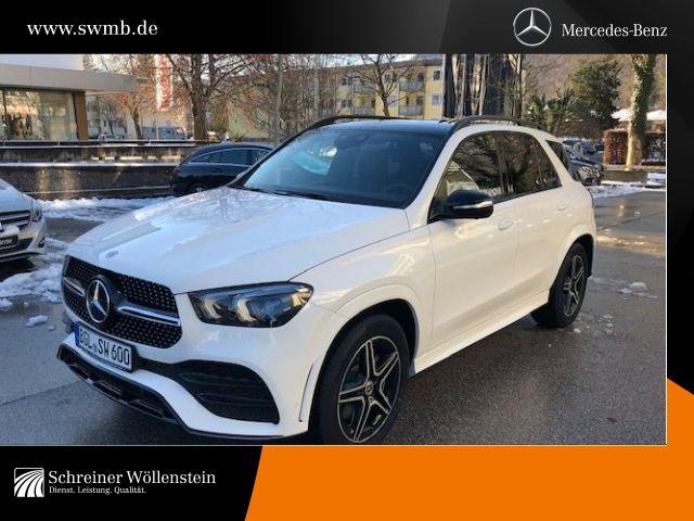 Mercedes-Benz GLE 300 d 4m AMG*Night*AHK*Pano-SHD*360°Wscreen*, Jahr 2019, Diesel