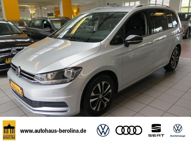 Volkswagen Touran 1.5 TSI IQ.DRIVE DSG *NAVI*ACC*7-SITZER*, Jahr 2019, Benzin