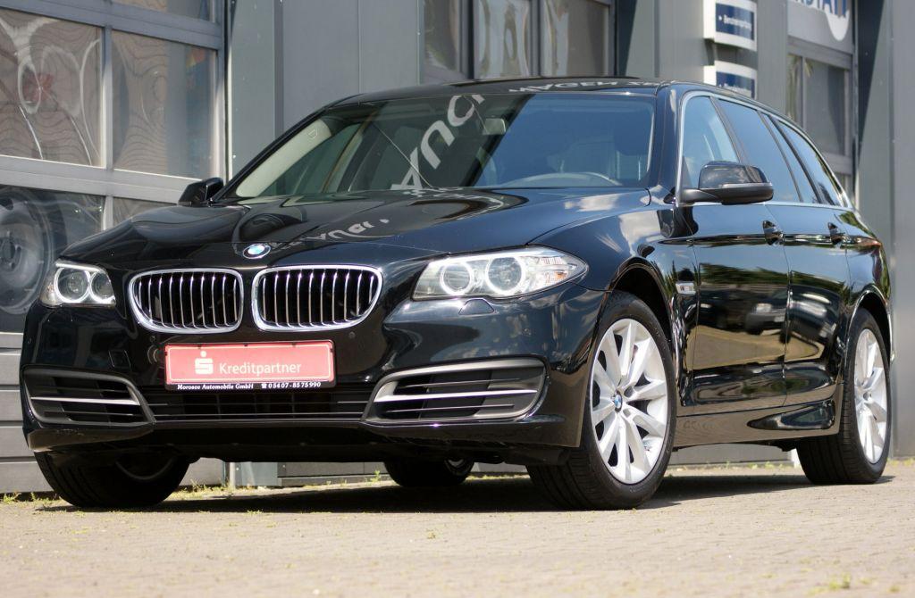 BMW 518d Touring Aut., Jahr 2015, Diesel