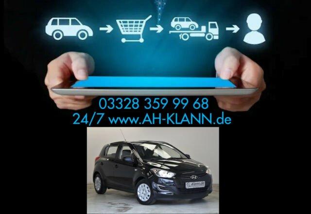 Hyundai i20 1.2 86PS 5 Star Edition Erste Hand 4.613 km, Jahr 2013, Benzin