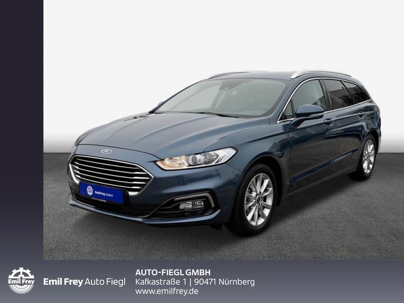 Ford Mondeo Turnier Titanium *NAVI *Winter Pkt *KLIMA AT, Jahr 2020, Diesel