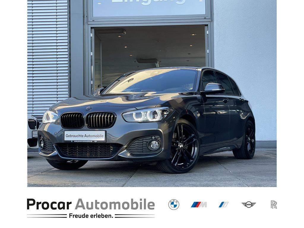 BMW 120i M Sport LED Navi PDC HiFi Shz Tempomat, Jahr 2018, Benzin