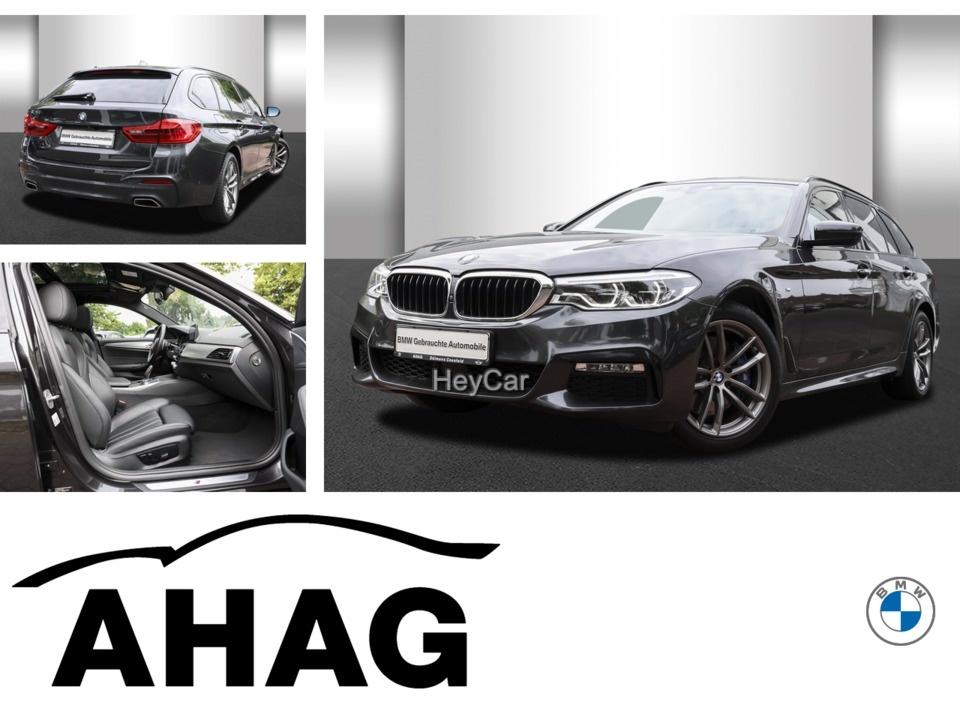 BMW 525d Touring M Sportpaket Innovationsp. EDC HIFI, Jahr 2017, Diesel