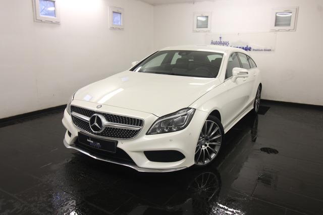 Mercedes-Benz CLS 350 SHOOTING BRAKE D AMG KAMERA|LED|AIRMATIC, Jahr 2015, Diesel