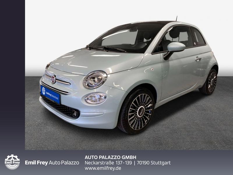 Fiat 500 1.0 Hybrid Launch Edition 70PS, Jahr 2020, Hybrid