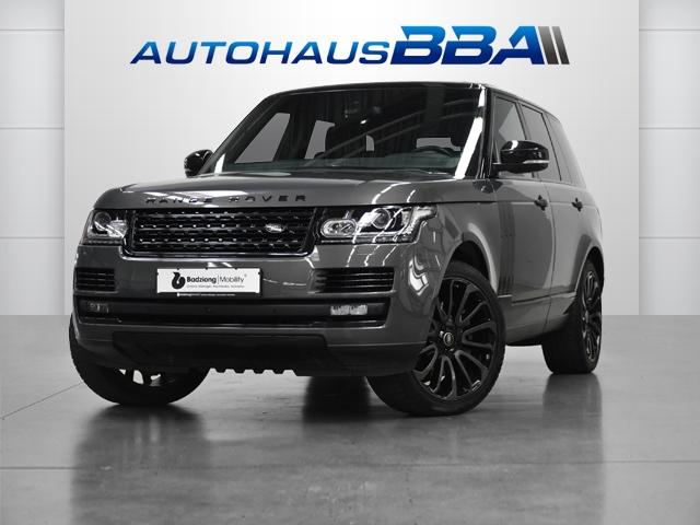 Land Rover Range Rover Autobiography 4.4 SDV8 AHK Standheiz. LED 360 Kamera Navi, Jahr 2016, Diesel