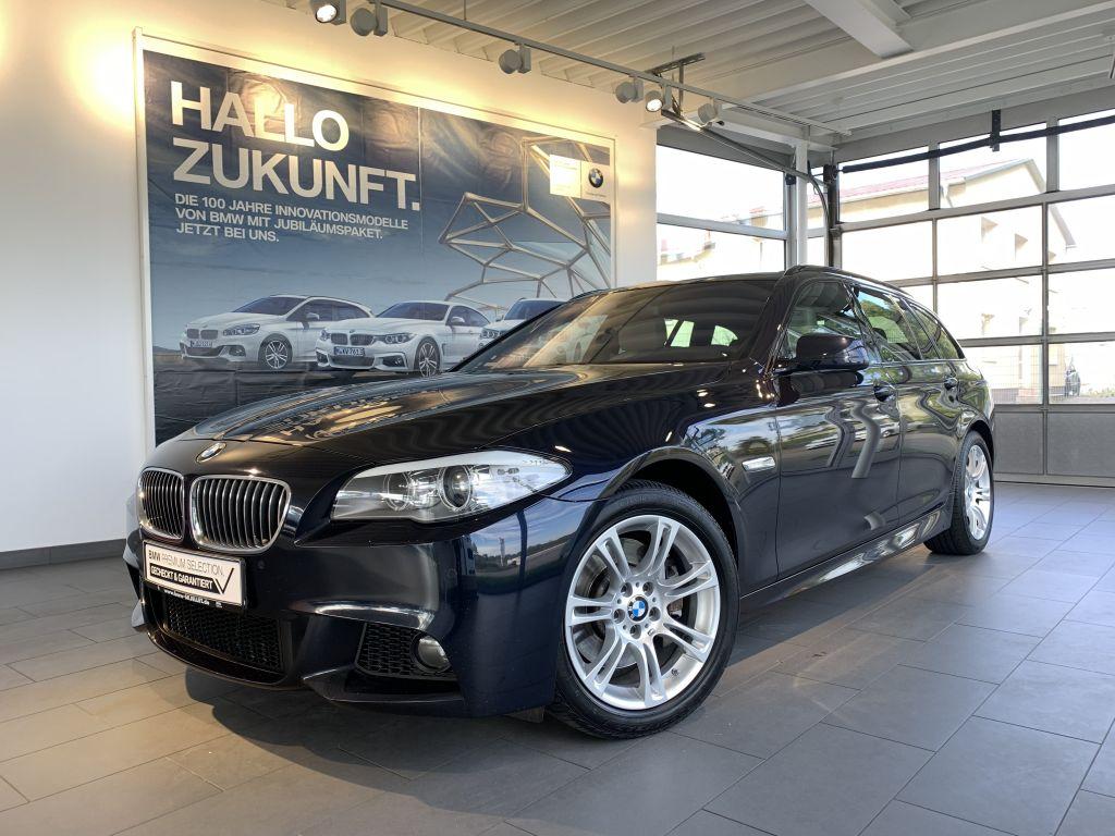 BMW 530d xDr.Tour. M SPORT+XEN+LEDER+NAVIpro+AHK+PDC, Jahr 2013, Diesel