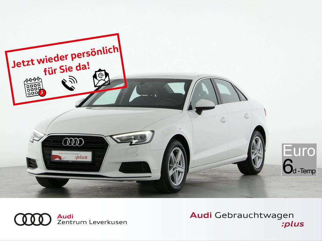 Audi A3 Limousine 35 TFSI, Jahr 2019, Benzin