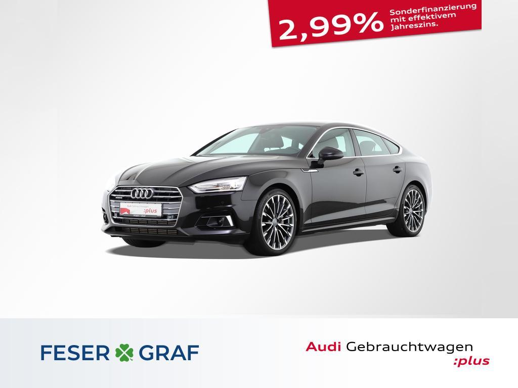Audi A5 Sportback Sport 3.0 TDI ACC/Virtual/side/19`, Jahr 2018, Diesel