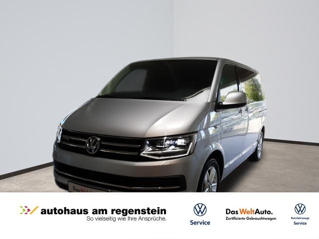 Volkswagen Multivan 2.0 TDI DSG 4Motion LED Navi Alu Comfor, Jahr 2015, Diesel