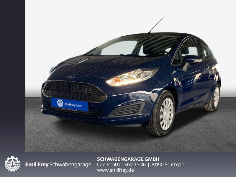 Ford Fiesta 1.0 Start-Stop Trend PDC Navi Klima, Jahr 2017, Benzin