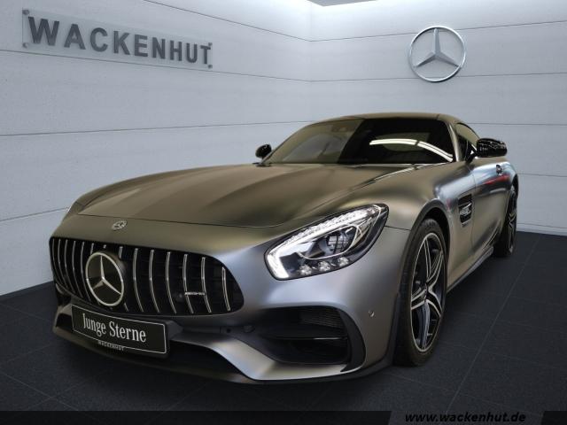 Mercedes-Benz AMG GT Coupe NIGHT+PERF.ABG&SITZ&LENKR+PANO+DIST, Jahr 2018, Benzin