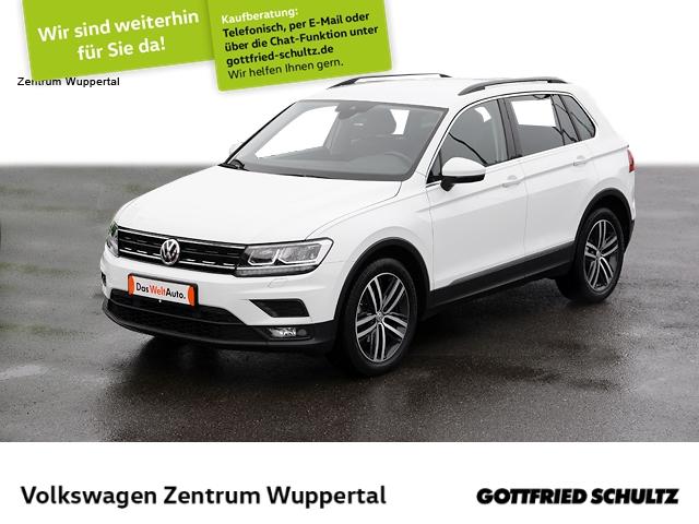 Volkswagen Tiguan 2,0 TDI Comfortline LED NAVI VC SHZ PDC LM, Jahr 2017, Diesel