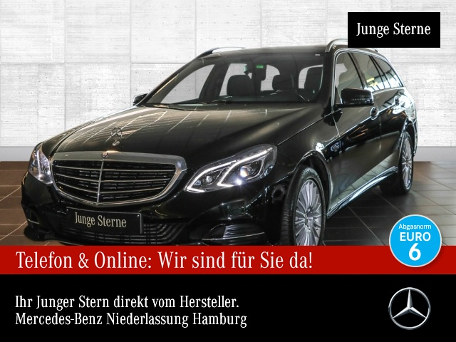 Mercedes-Benz E 220 T BT Elegance COMAND ILS LED AHK Klimaautom, Jahr 2016, Diesel